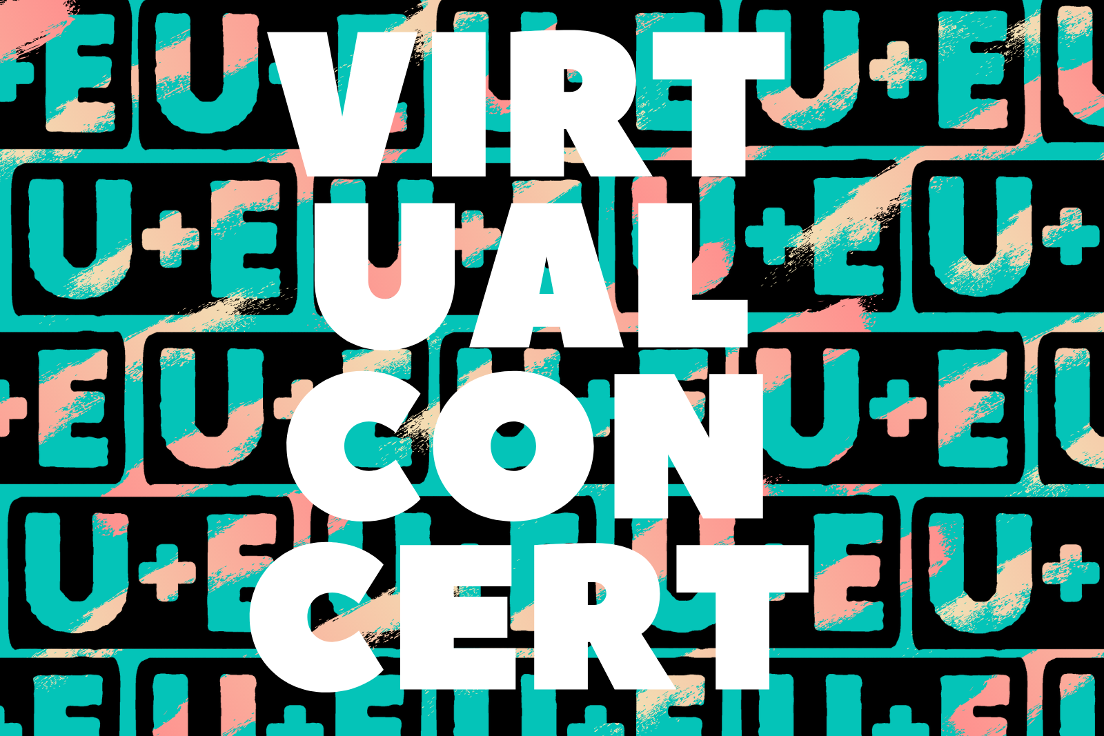 Uplift and Elevate Virtual concert Logo