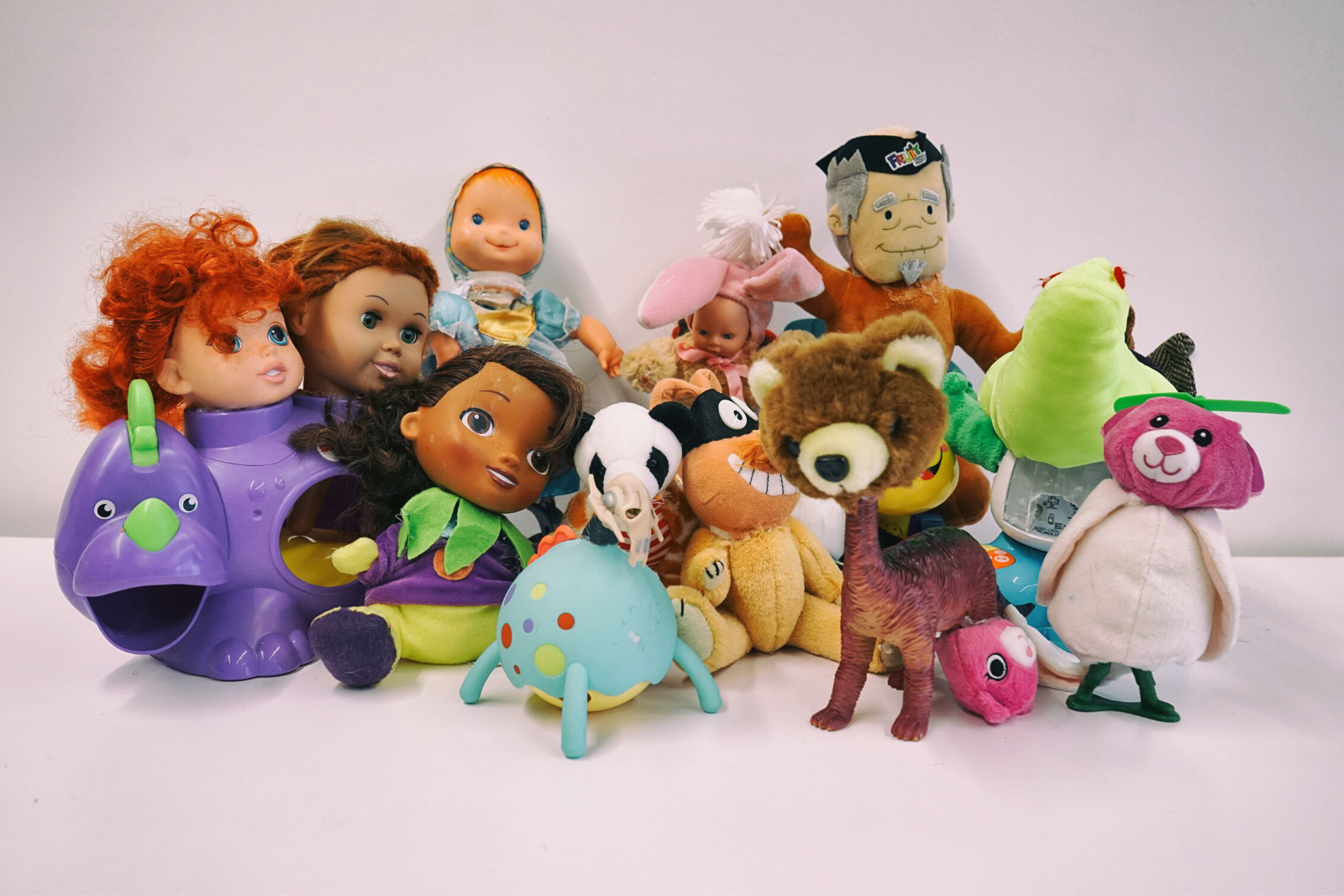 Franken toys workshop